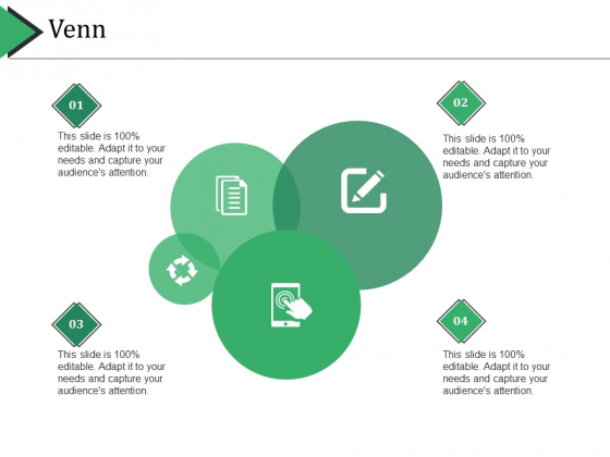 Venn Ppt PowerPoint Presentation Gallery Graphics Download
