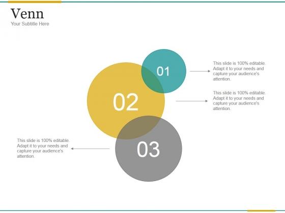 Venn Ppt PowerPoint Presentation Graphics