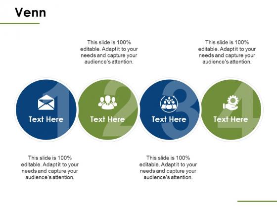 Venn Ppt PowerPoint Presentation Icon Designs