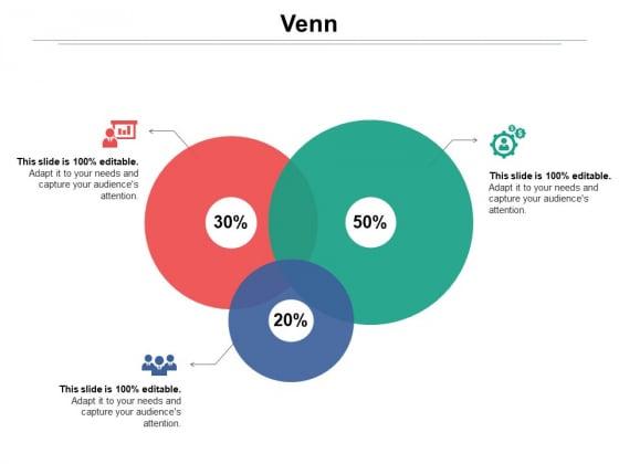 Venn Ppt PowerPoint Presentation Icon Display