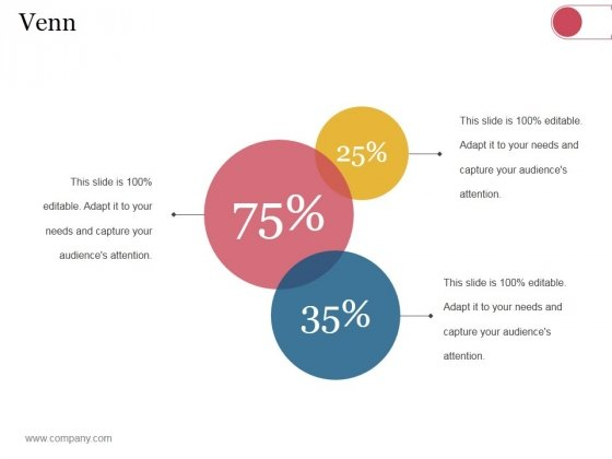 Venn Ppt PowerPoint Presentation Ideas Show