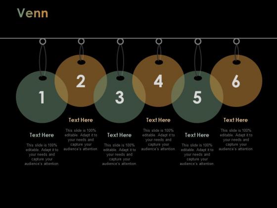 Venn Ppt PowerPoint Presentation Ideas Skills
