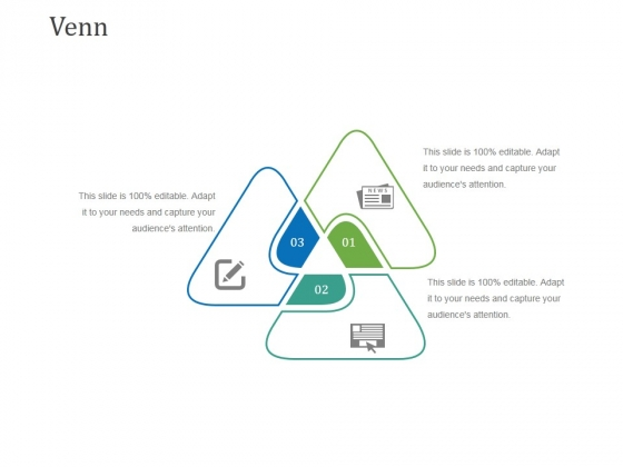 Venn Ppt PowerPoint Presentation Infographic Template Slideshow