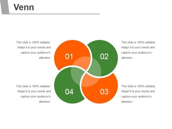 Venn Ppt PowerPoint Presentation Inspiration Designs