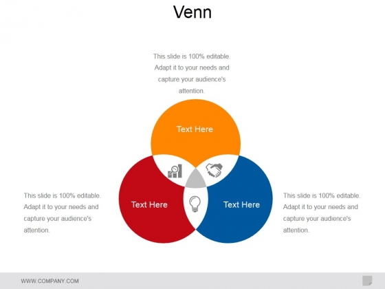 Venn Ppt PowerPoint Presentation Layouts Images