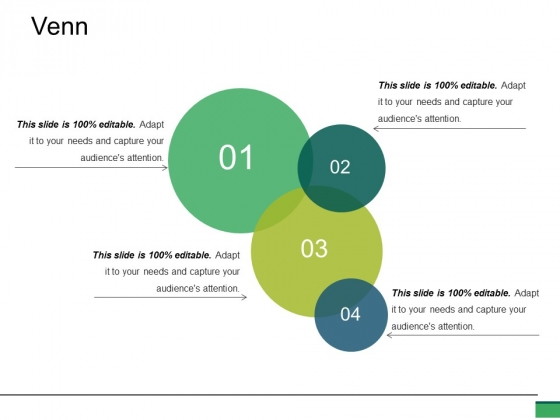 Venn Ppt PowerPoint Presentation Layouts Infographic Template