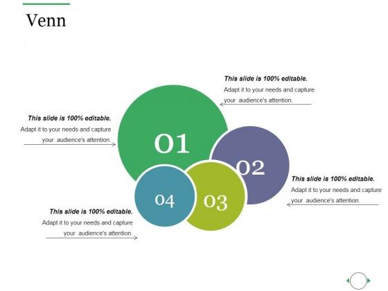 Venn Ppt PowerPoint Presentation Professional Background Designs
