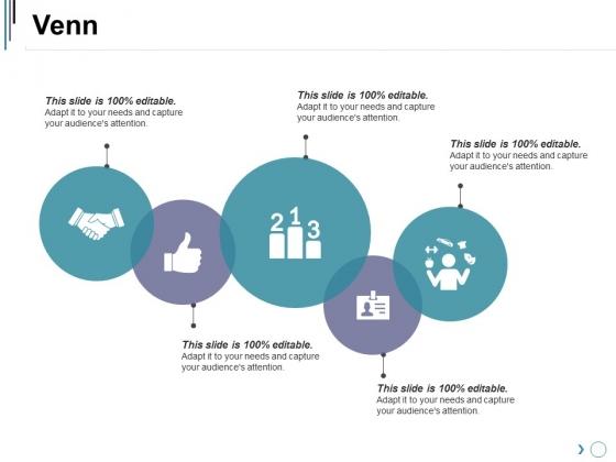 Venn Ppt PowerPoint Presentation Slides Elements