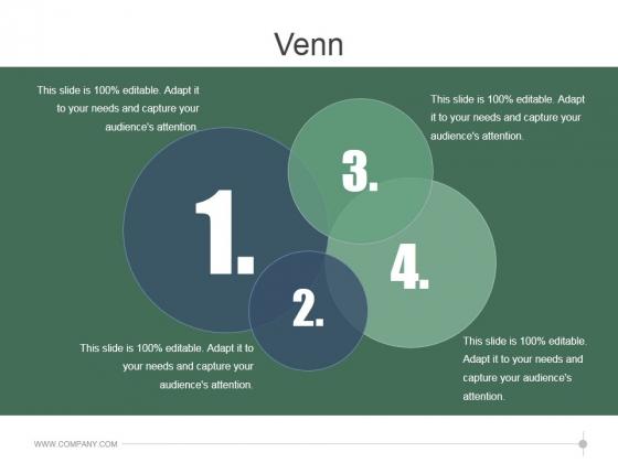 Venn Ppt PowerPoint Presentation Styles