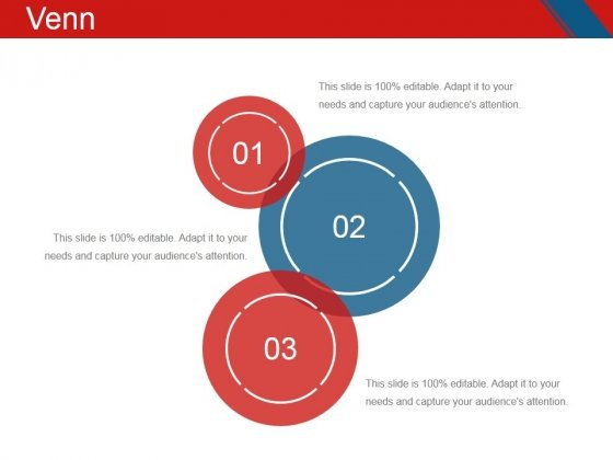 Venn Ppt PowerPoint Presentation Summary Infographic Template