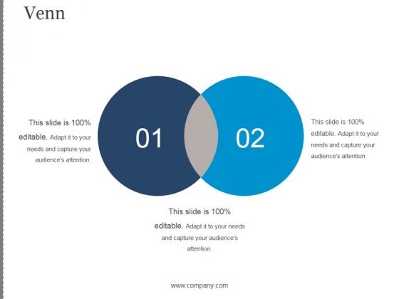 Venn Ppt PowerPoint Presentation Visual Aids