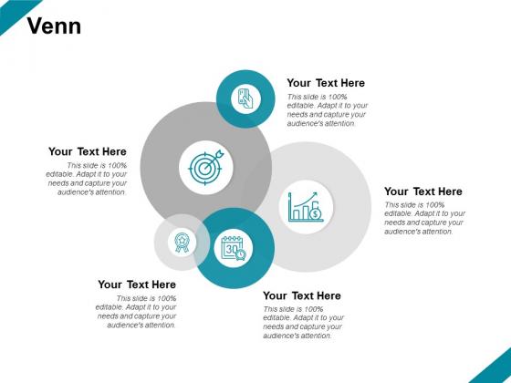 Venn Sales Marketing Ppt PowerPoint Presentation Model Information