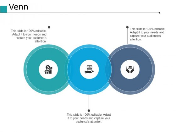 Venn Sales Marketing Ppt PowerPoint Presentation Show Topics