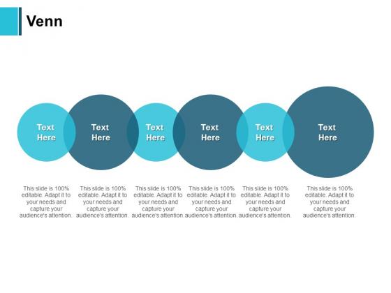 Venn Sales Marketing Ppt PowerPoint Presentation Visual Aids Deck