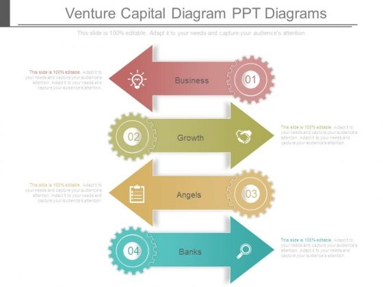 Venture Capital Diagram Ppt Diagrams