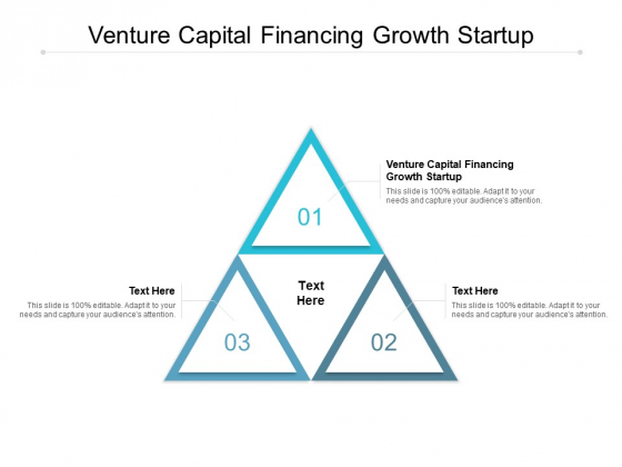 Venture Capital Financing Growth Startup Ppt PowerPoint Presentation Infographics Infographics Cpb