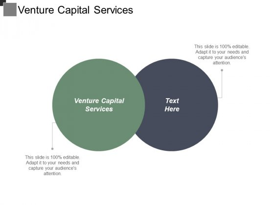 Venture Capital Services Ppt PowerPoint Presentation Infographics Graphics Download