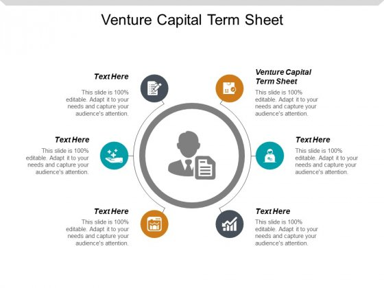 Venture Capital Term Sheet Ppt PowerPoint Presentation Summary Show Cpb
