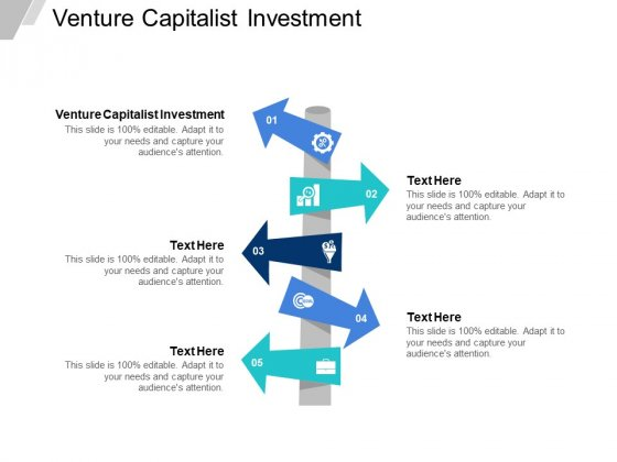 Venture Capitalist Investment Ppt PowerPoint Presentation Infographic Template Design Templates Cpb