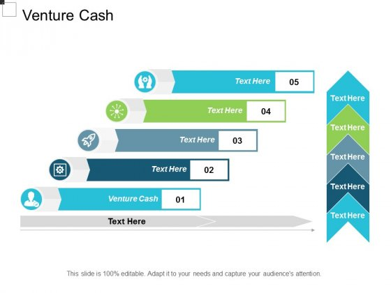 Venture Cash Ppt Powerpoint Presentation Outline Design Inspiration Cpb