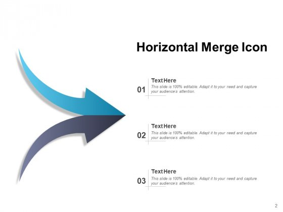 Version_Control_Merge_Arrows_Different_Processes_Ppt_PowerPoint_Presentation_Complete_Deck_Slide_2