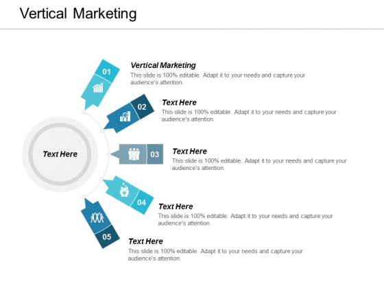 Vertical Marketing Ppt Powerpoint Presentation Outline Display Cpb