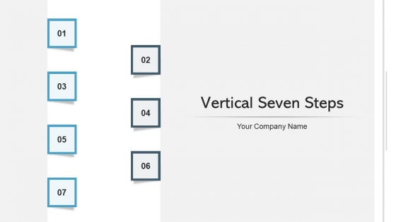 Vertical Seven Steps Process Funnel Ppt PowerPoint Presentation Complete Deck With Slides