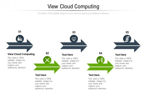 View Cloud Computing Ppt PowerPoint Presentation Gallery Background Images Cpb Pdf