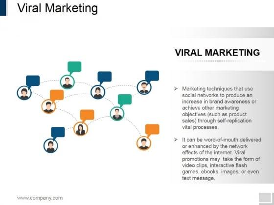 Viral Marketing Ppt PowerPoint Presentation File Background
