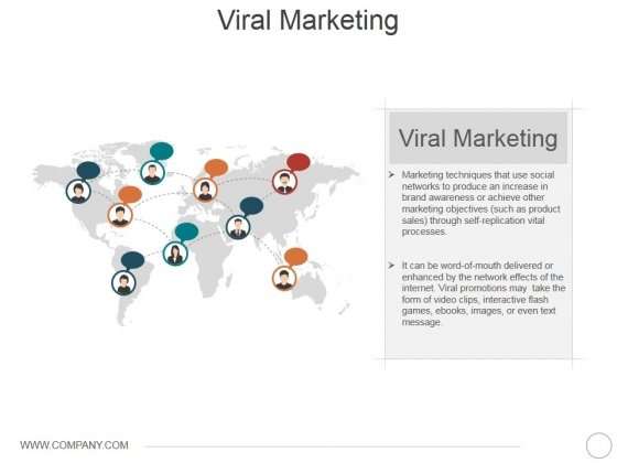 Viral Marketing Ppt PowerPoint Presentation File Format Ideas