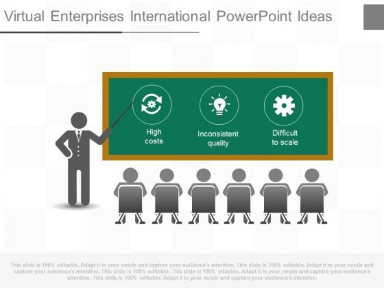 Virtual Enterprises International Powerpoint Ideas