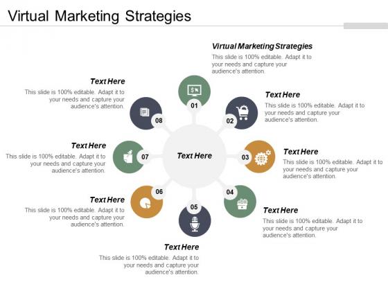 Virtual Marketing Strategies Ppt PowerPoint Presentation Slides Download Cpb