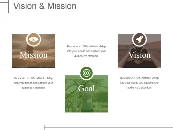 Vision And Mission Ppt PowerPoint Presentation Icon Rules