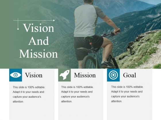 Vision And Mission Ppt PowerPoint Presentation Styles Backgrounds