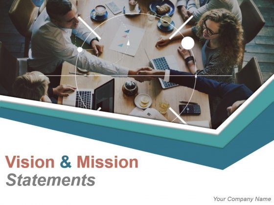Vision And Mission Statements Ppt Examples Slides