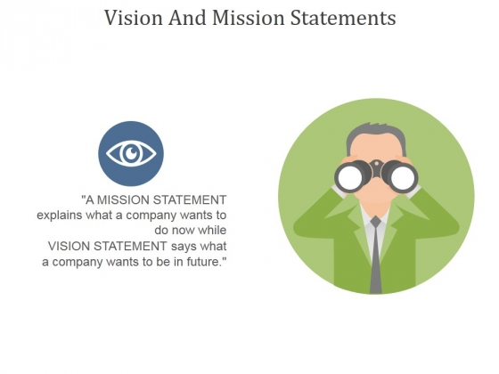 Vision And Mission Statements Ppt PowerPoint Presentation Introduction