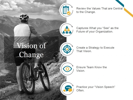 Vision Of Change Template 2 Ppt PowerPoint Presentation Background Image