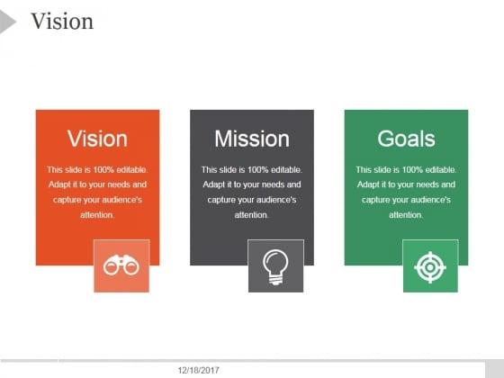 Vision Ppt PowerPoint Presentation Portfolio