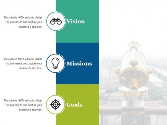 Vision Ppt PowerPoint Presentation Styles Smartart