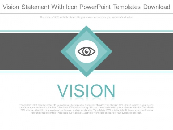 Vision statement with icon powerpoint templates download vision statement with icon powerpoint templates download powerpoint templates toneelgroepblik Image collections