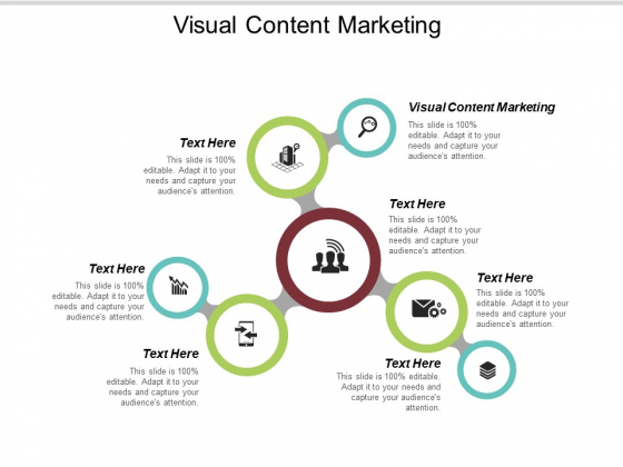 Visual Content Marketing Ppt PowerPoint Presentation Model Format Cpb