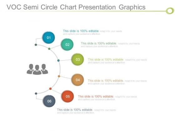 Voc Semi Circle Chart Presentation Graphics