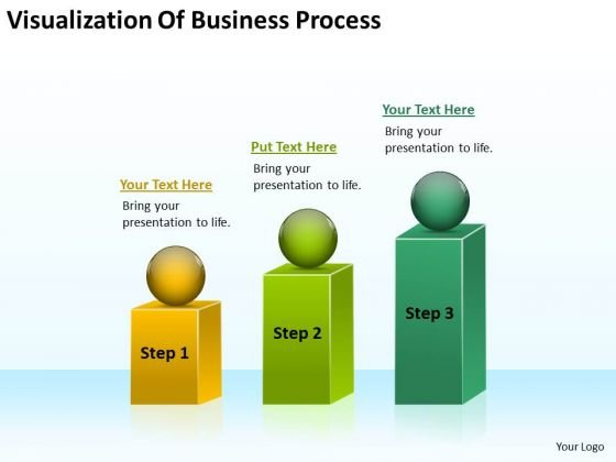 Visualization Of Business Process Ppt Plan PowerPoint Templates