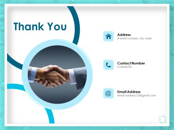 WQM System Thank You Ppt PowerPoint Presentation Summary Master Slide PDF