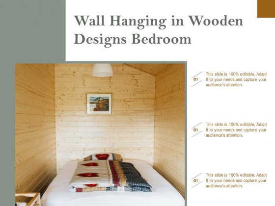 Wall Hanging In Wooden Designs Bedroom Ppt Powerpoint Presentation Slides Example File Pdf Powerpoint Templates
