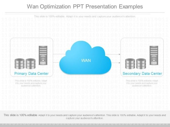 Wan Optimization Ppt Presentation Examples