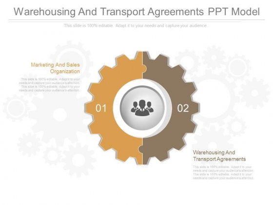 Warehousing And Transport Agreements Ppt Model