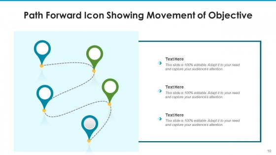 Way_Forward_Icon_Revenue_Objective_Ppt_PowerPoint_Presentation_Complete_Deck_With_Slides_Slide_10
