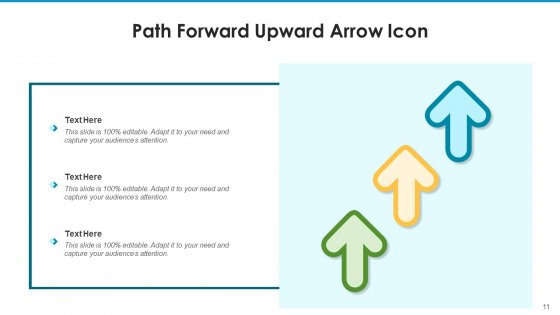 Way_Forward_Icon_Revenue_Objective_Ppt_PowerPoint_Presentation_Complete_Deck_With_Slides_Slide_11