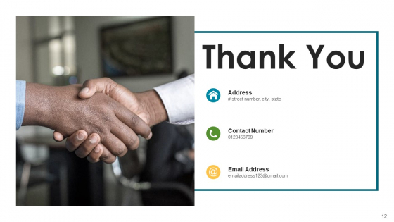 Way_Forward_Icon_Revenue_Objective_Ppt_PowerPoint_Presentation_Complete_Deck_With_Slides_Slide_12